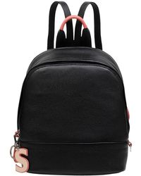 Radley - Flex Small Leather Zip Around Backpack - Lyst