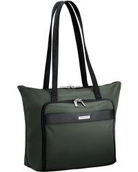 Briggs & Riley - Transcend Vx Shopping Tote (rainforest Green) Tote Handbags - Lyst