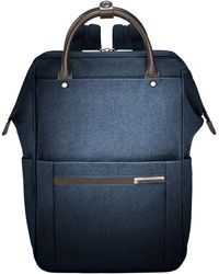 Briggs & Riley - Kinzie Frame Wide-mouth Backpack - Lyst