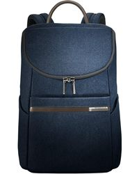 Briggs & Riley - Small Wide-mouth Backpack - Lyst
