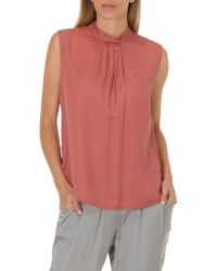 Betty & Co. Textured Shell Top - Multicolour