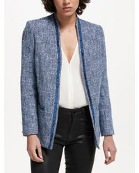 Trilogy - Colette Jacket - Lyst