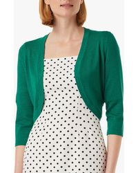 Hobbs Carrie Bolero - Green