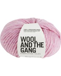 Wool And The Gang - Crazy Sexy Super Chunky Yarn - Lyst