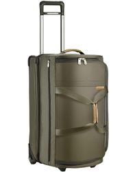 Briggs & Riley - Baseline 2-wheel Duffle Bag - Lyst