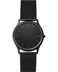 Skagen - Skw6422 Men's Jorn Mesh Bracelet Strap Watch - Lyst