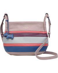 Radley | Wren Street Leather Small Cross Body Bag | Lyst