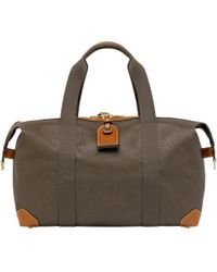 John Lewis - Mulberry Scotchgrain Simple Clipper Holdall - Lyst