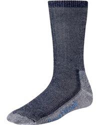 Smartwool Hiking Medium Crew Socks - Blue