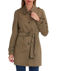 Betty Barclay - Belted Trench Coat - Lyst