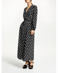 Somerset by Alice Temperley - Large Dot Jumpsuit - Lyst