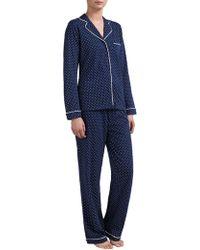 John Lewis Carrie Spot Pyjama Set