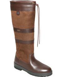 Dubarry - Galway Gortex Knee High Boots - Lyst