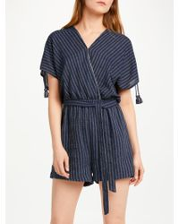Suncoo | Timothee Playsuit | Lyst
