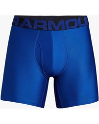 "Under Armour - Tech 6"" Boxerjock Trunks - Lyst"