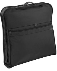 Briggs & Riley Classic Suit And Garment Bag - Black