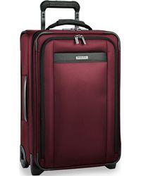 Briggs & Riley - Transcend 2-wheel 56cm Cabin Suitcase - Lyst