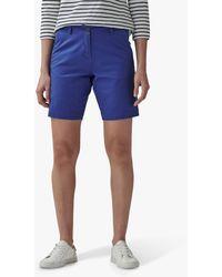 Crew Chino Shorts - Blue