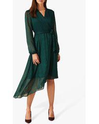 Phase Eight - Jenifer Clipped Dress - Lyst