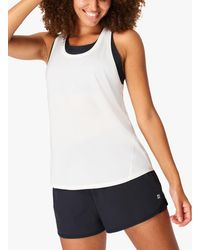 Sweaty Betty Energise Workout Vest - White