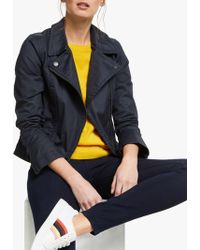 Boden Whitby Waterproof Jacket In Yellow Lyst