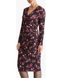 Fenn Wright Manson Elodie Floral Midi Dress - Multicolour