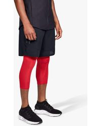"Under Armour Vanish Woven 8"" Training Shorts - Black"