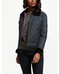 Barbour - Tetbury Quilted Jacket - Lyst