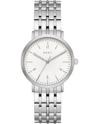 DKNY - Women's Minetta Bracelet Strap Watch - Lyst