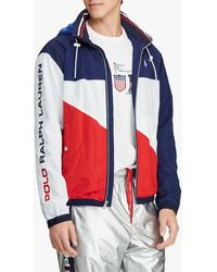 Pace Full Jacket Multicolour Polo Zip VpSUzM