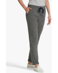 Betty Barclay - Sporty Tweed Trousers - Lyst