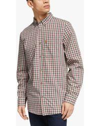 Fjallraven Övik Long Sleeve Shirt - Multicolour