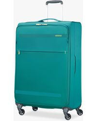 American Tourister - Herolite Lifestyle 4-spinner Wheel 74cm Suitcase - Lyst