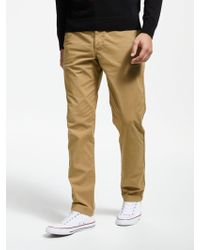 Paul Smith - Ps Stretch Pima Cotton Chinos - Lyst
