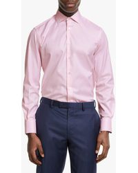 Smyth & Gibson - Non Iron Twill Contemporary Fit Shirt - Lyst