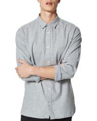 SELECTED - One Tyler Long Sleeve Shirt - Lyst