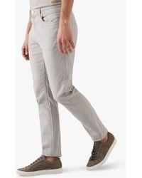 Reiss - Spruce Slim Fit Trousers - Lyst