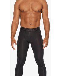 2XU Motion Compression Gym Leggings - Black