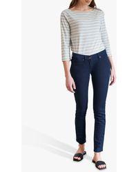 Great Plains Reform Skinny Jeans - Blue