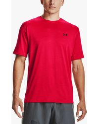 Under Armour - Training Vent 2.0 Short Sleeve Gym Top - Lyst