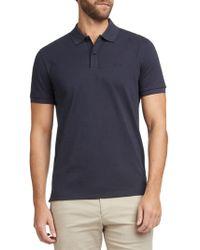 BOSS - Boss Pallas Regular Fit Polo Shirt - Lyst