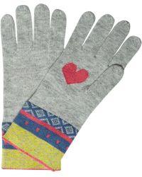 White Stuff - Lunar Star And Heart Gloves - Lyst