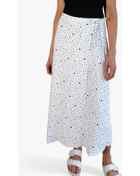 Baukjen Mia Wrap Skirt - Multicolour
