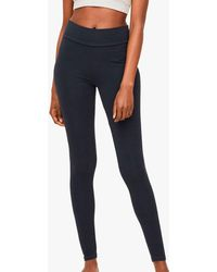 Thought Bamboo Leggings - Blue