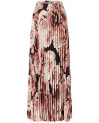 Jacques Vert - Plisse Maxi Skirt - Lyst