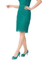 Jacques Vert - Petite Leaf Lace Skirt - Lyst