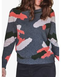 Pure Collection Cashmere Lofty Jumper - Grey