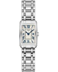 Longines - L52584716 Women's Dolce Vita Bracelet Strap Watch - Lyst