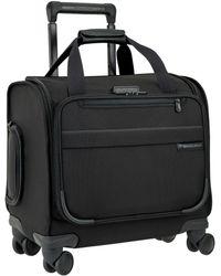 Briggs & Riley - Baseline 4-wheel 39.4cm Cabin Suitcase - Lyst