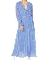 Ghost - Su Star Print Dress - Lyst